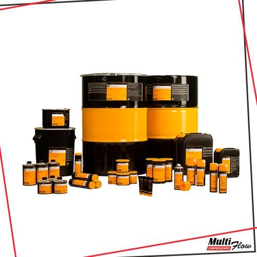 Óleo lubrificante compressor