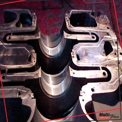 Compressor centrifugo manutencao