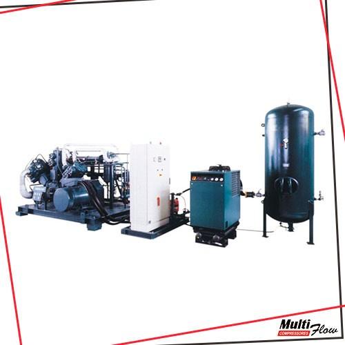 Compressor industrial preço