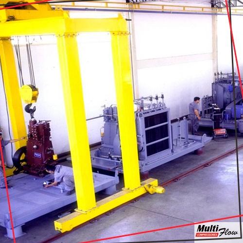Fabricante de compressor gnv