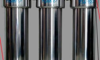 Filtro coalescente para compressor