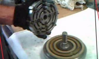 Manutenção compressor gnv