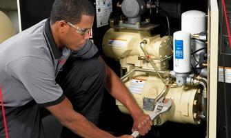 Manutenção de compressores ribeirão preto